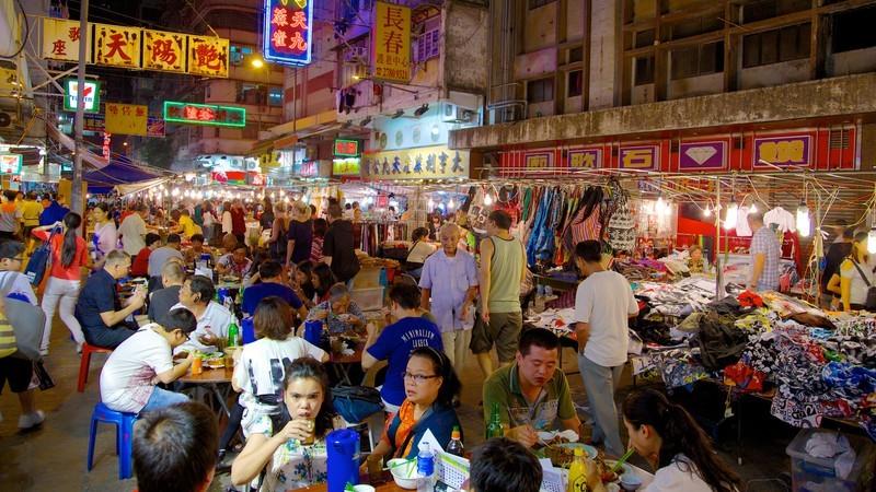Temple Street Night Market-hong-kong-explore the fullest hong kong only 3 days1