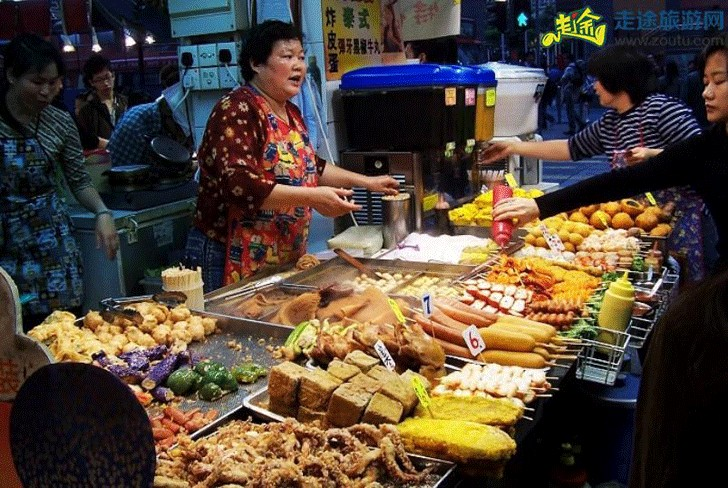 Temple Street Night Market-hong-kong-explore the fullest hong kong only 3 days2