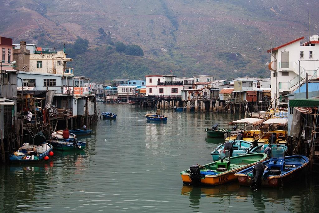 tai-o-fishing-village-hong-kong-explore the fullest hong kong only 3 days