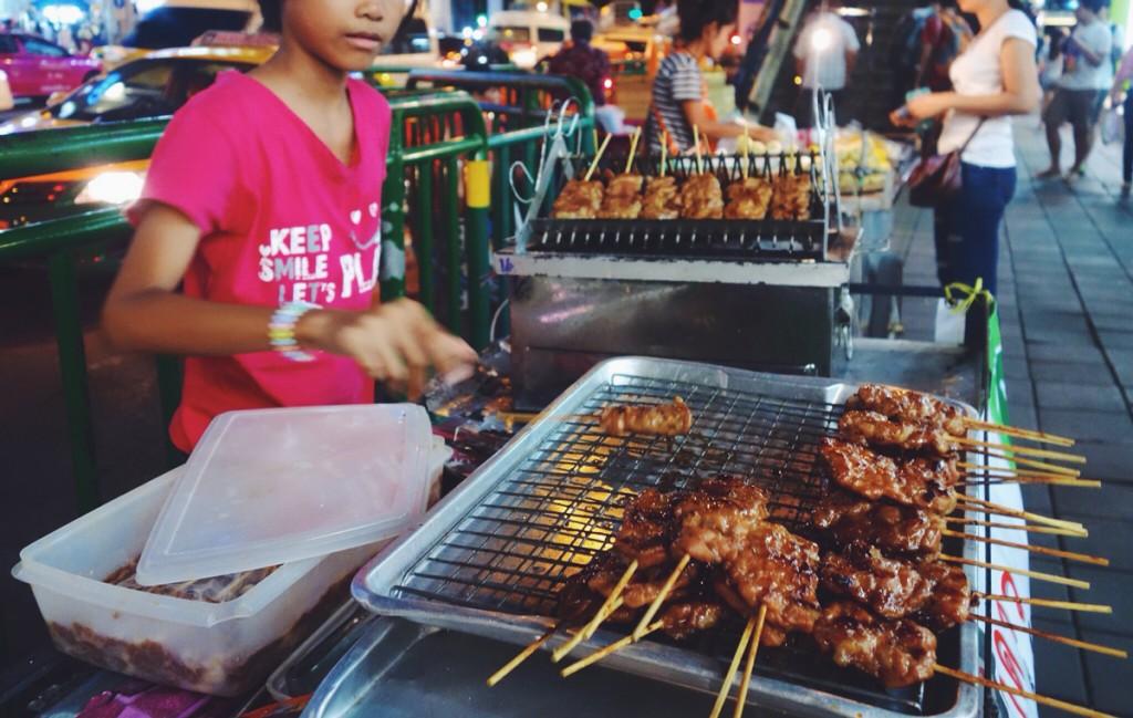 yaowarat street food chinatown bangkok street food seafood