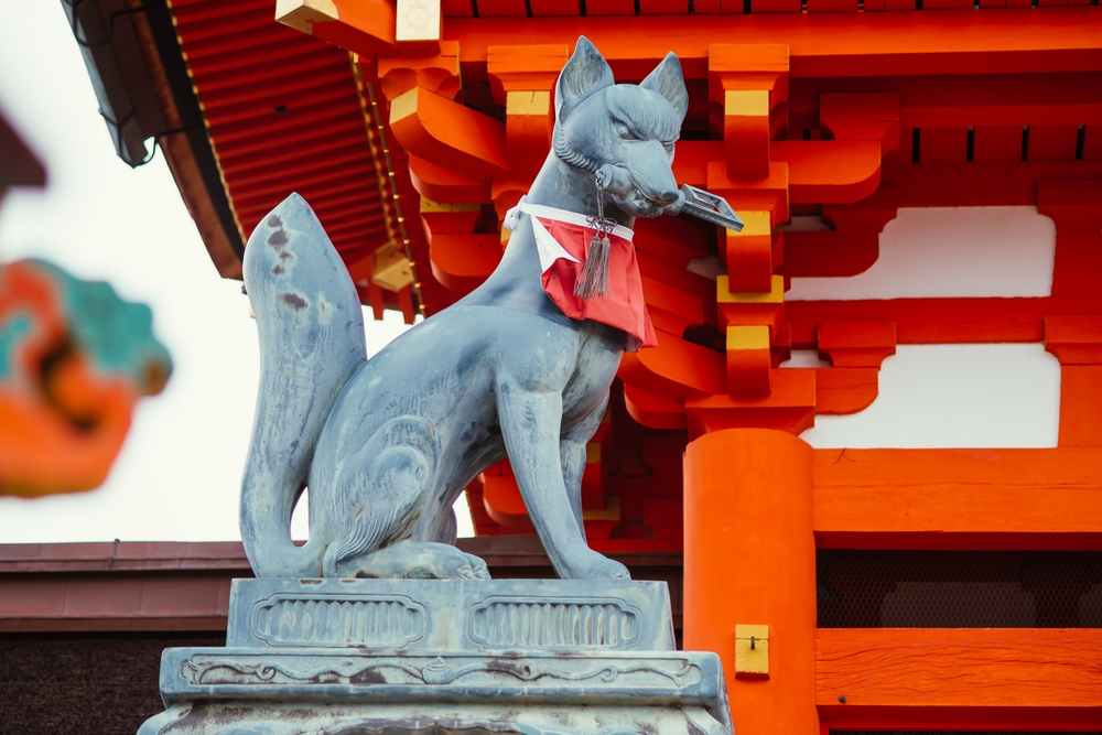 Fushimi Inari Shrine - One of most famous shrine in Japan (1)