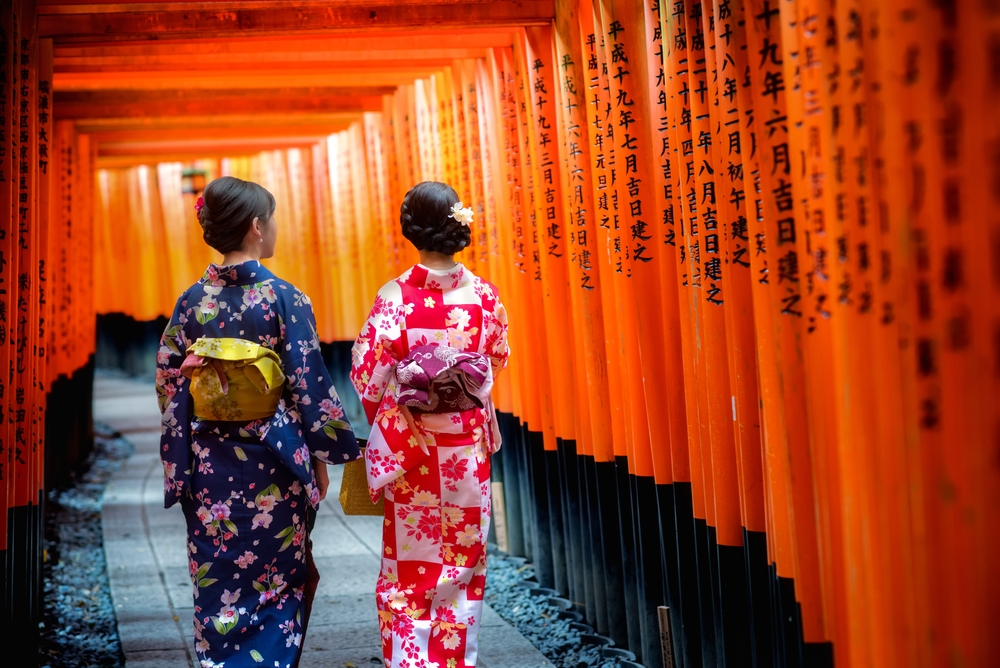 Fushimi Inari Shrine - One of most famous shrine in Japan (14)