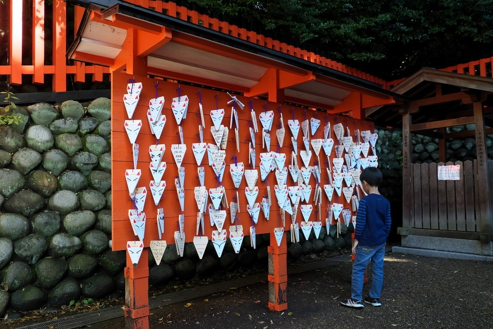 Fushimi Inari Shrine - One of most famous shrine in Japan (15)