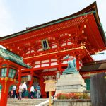 Visiting Fushimi Inari Taisha Shrine — One of the most famous shrines in Japan