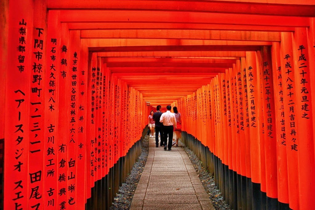 Fushimi Inari Shrine - One of most famous shrine in Japan (7)