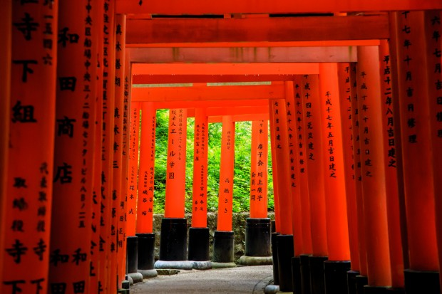 Fushimi Inari Shrine - One of the most famous shrine in Japan (1)