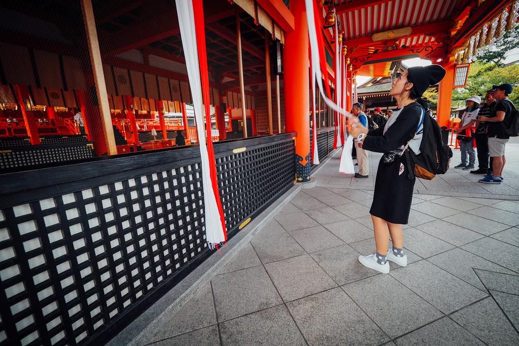Fushimi Inari Shrine - One of the most famous shrine in Japan (8)