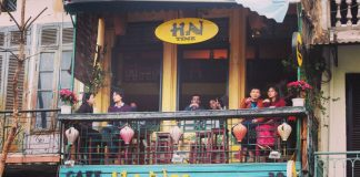 hanoi time cafe hoan kiem lake (2)