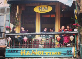 hanoi time cafe hoan kiem lake (2)