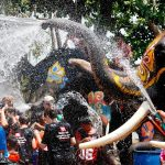 Chiang Mai itinerary — 72 hours backpacking in Chiang Mai on occasion of Songkran water festival