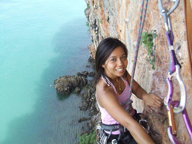 Koh Yao Noi Climbing