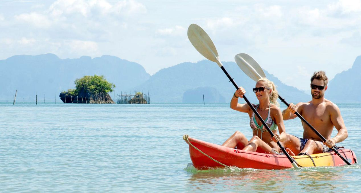 kayaking koh yao noi beaches island thailand guide pictures 2