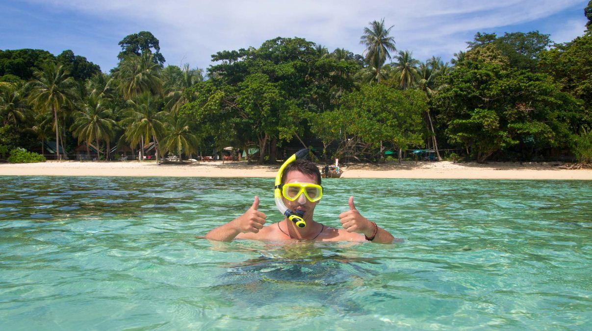 Phayam Island Accommodation