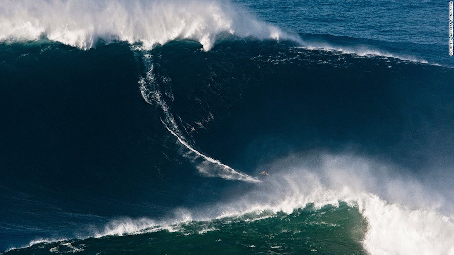 8 interesting things facts about Portugal biggest wave in the world record