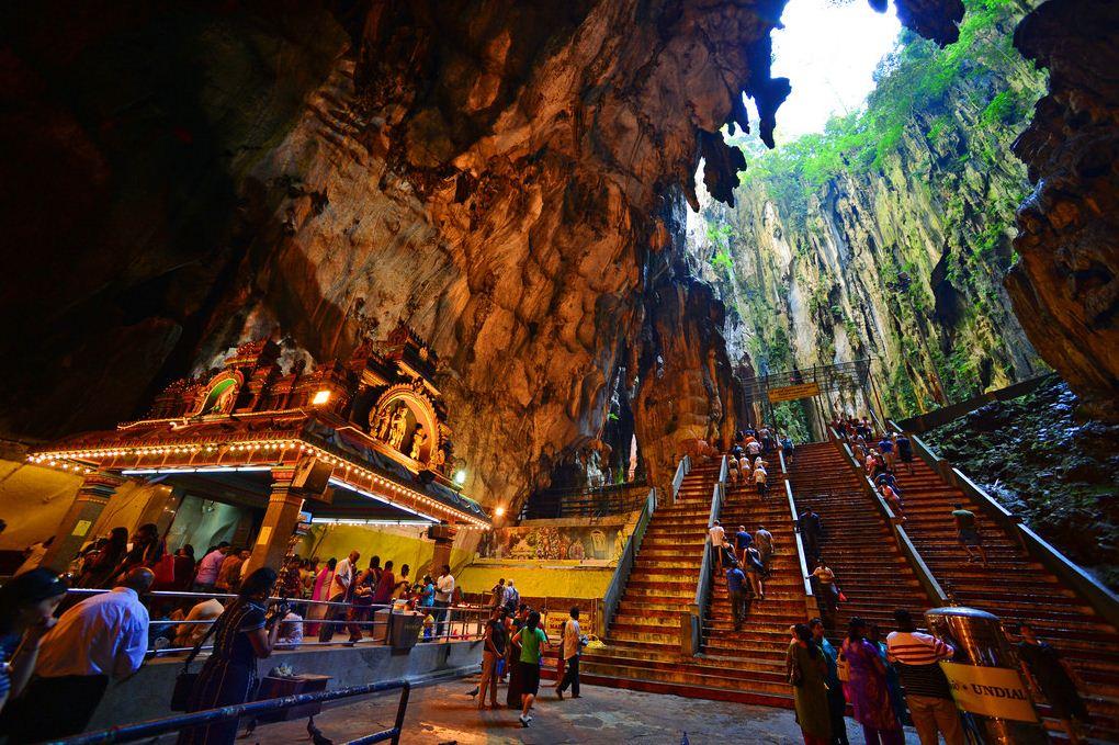 Batu Caves kuala lumpur malaysia 2