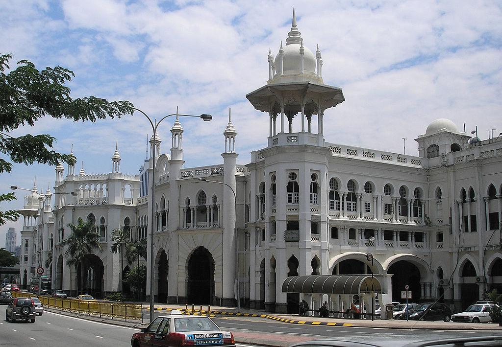 Kuala_Lumpur_railway_station Rawang-Seremban_&_Sentul-Port_Klang_Line Kuala_Lumpur