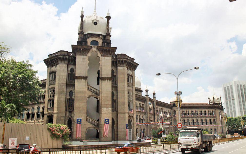 Old Railway Station kuala lumpur (1)
