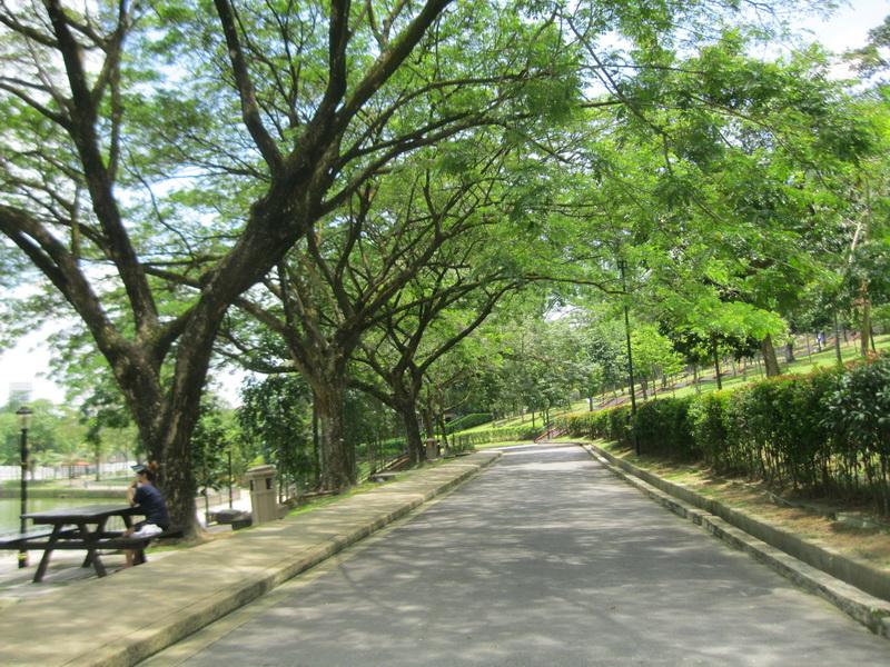 kl-botanic-garden 1 perfect day itinerary in Kuala Lumpur 1