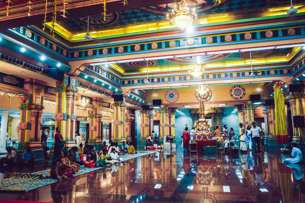 sri maha mariamman temple malaysia 2