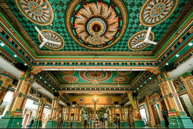 Kết quả hình ảnh cho Sri Mahamariamman Temple