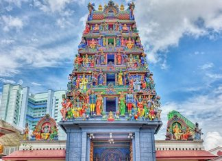 sri-mahamariamman-temple-paul-w-sharpe-aka-wizard-of-wonders 1 perfect day itinerary in Kuala Lumpur