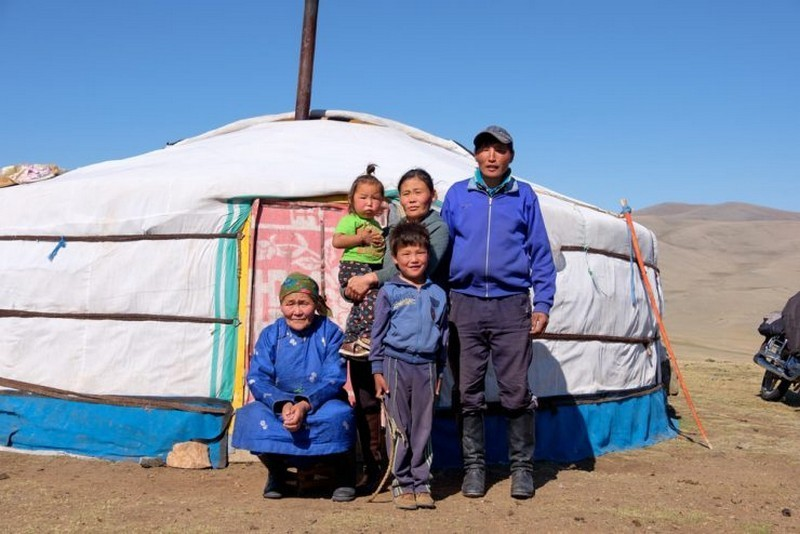 Mongolian tent-best experiences-in Mongolia