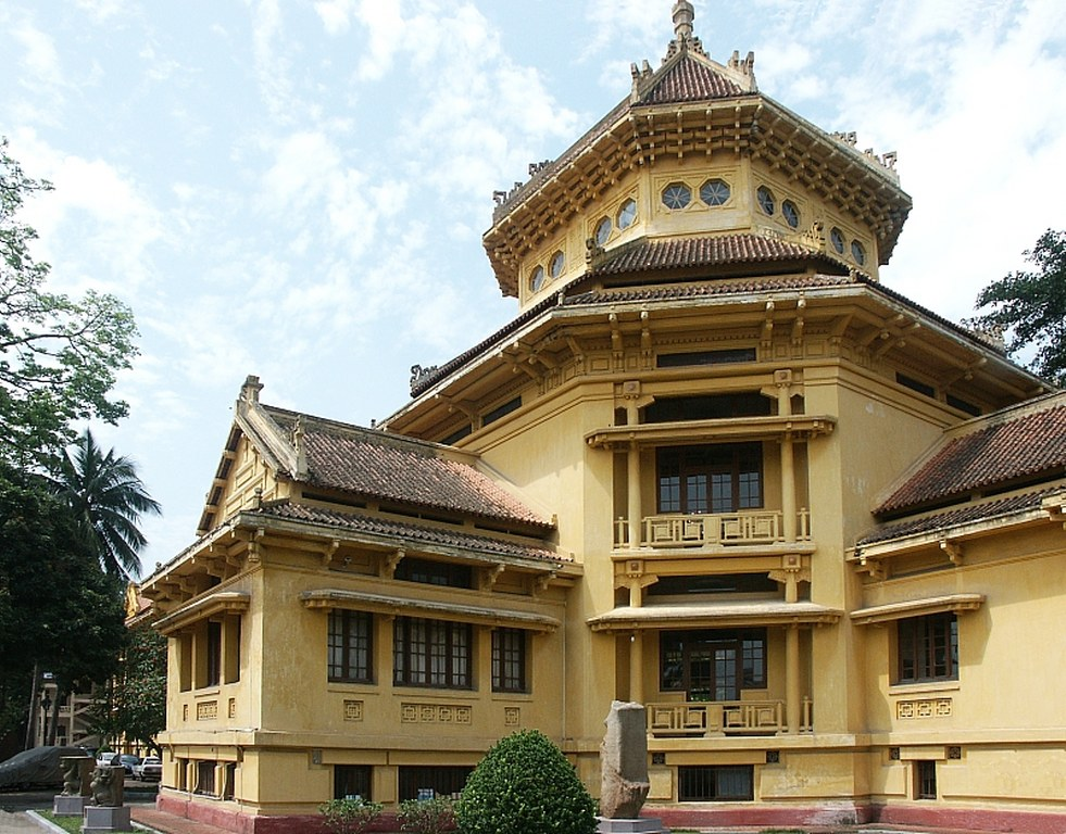 Vietnam History Museum in Ho Chi Minh City