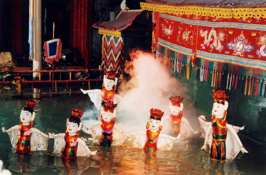 Vietnam Puppet Theater