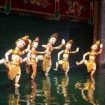 10 great places to watching best water puppet show in Vietnam