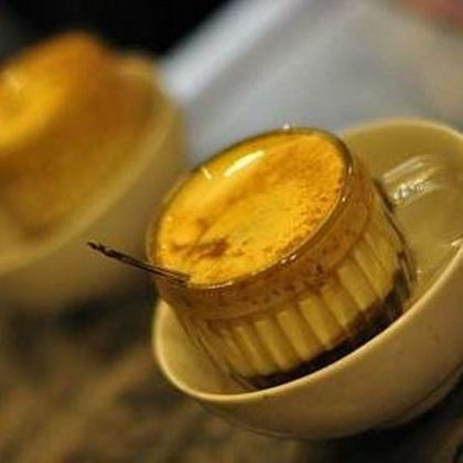 egg coffee hanoi recipe