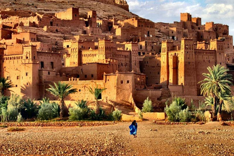 Ait Benhaddou morocco travel blog day trip day tour