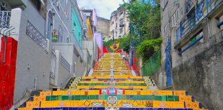 Escadaria Selarón rio de janero (1)