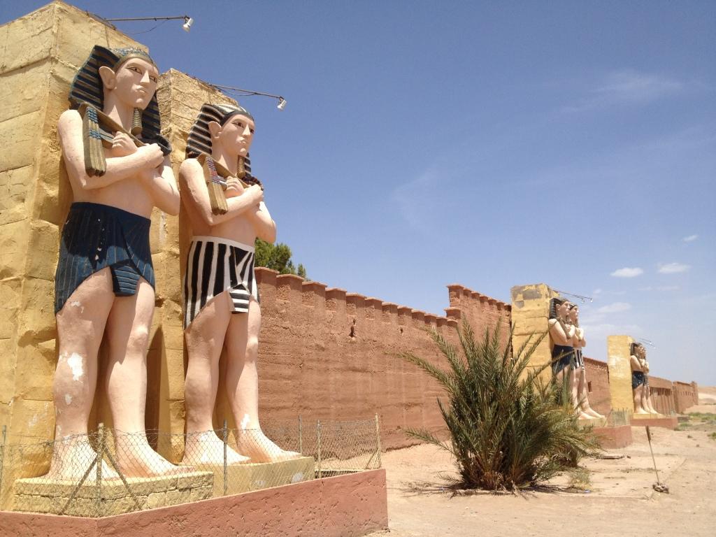 Ouarzazate-Studio
