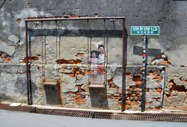 george town penang street art (1)