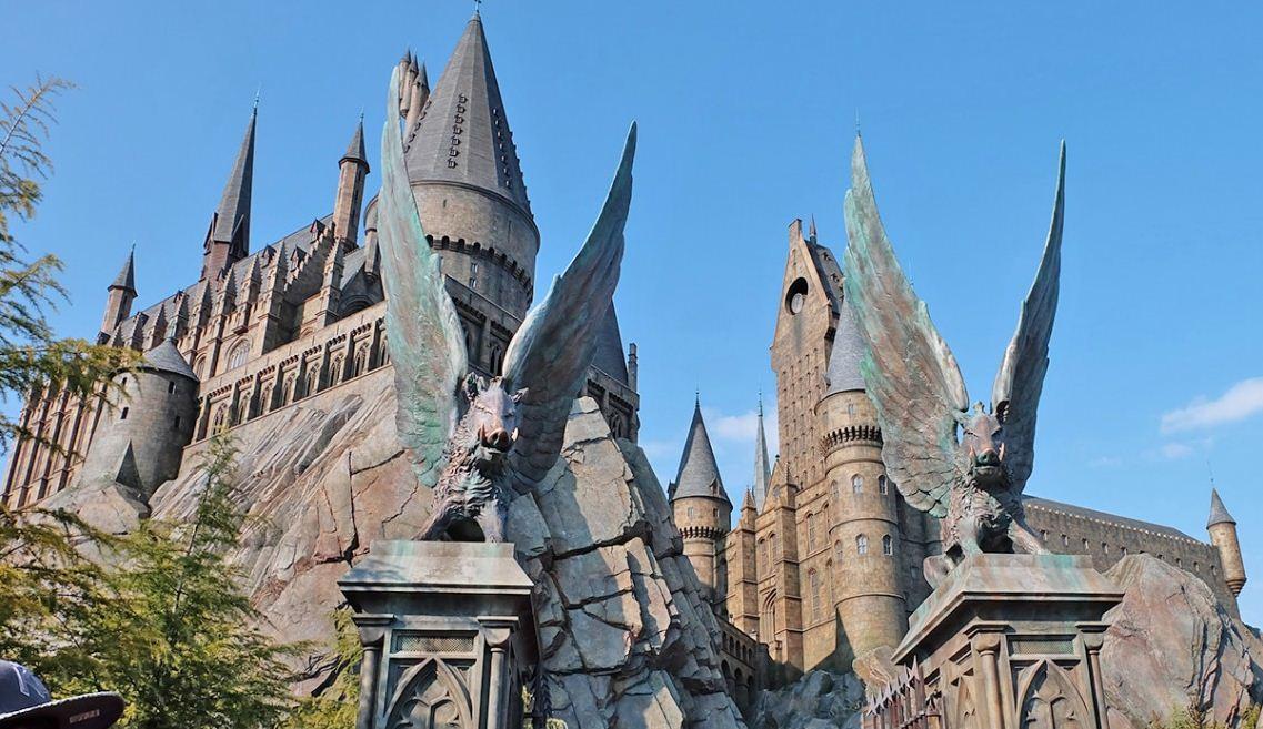 Wizarding World of Harry Potter Osaka (1)
