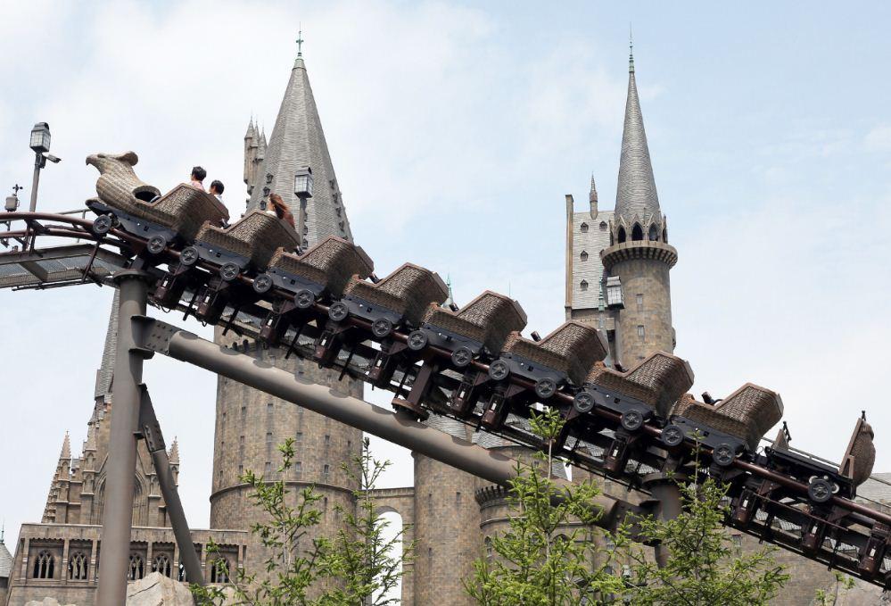 Wizarding World of Harry Potter Osaka 2