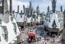 Wizarding World of Harry Potter Osaka 22