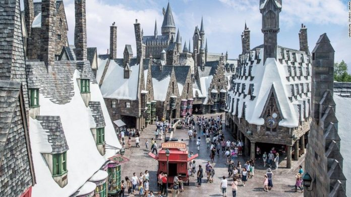 Wizarding World of Harry Potter Osaka 22