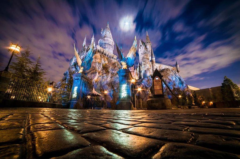 Wizarding World of Harry Potter Osaka 3