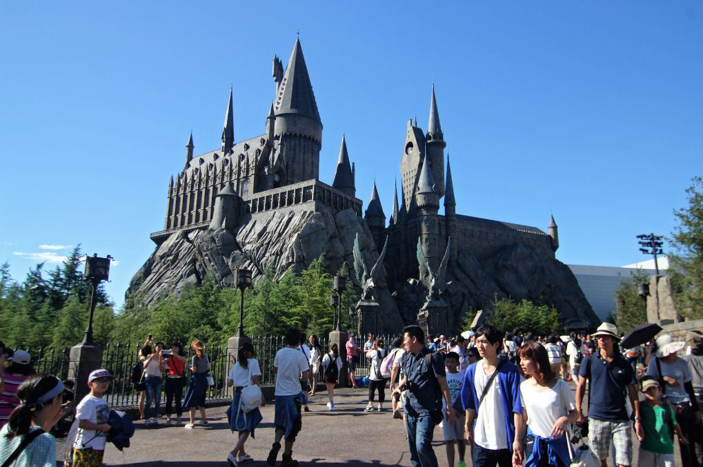 Wizarding World of Harry Potter Osaka 45