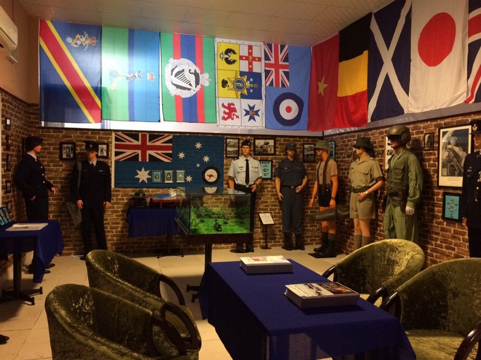 worldwide arms museum vung tau robert taylor (7)