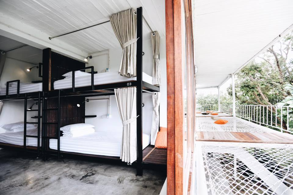 88-Hilltop-Hostel-best homestays for you when travelling to Phu Quoc Island1