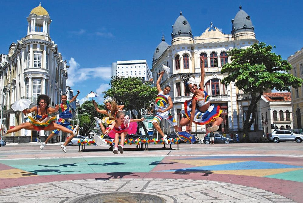 recife square visiting Recife-Venice-Brazil recife tourist attractions things to do travel guide