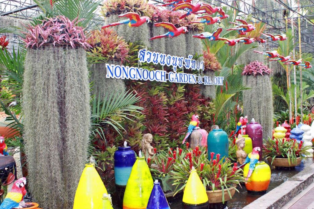 nong nooch tropical botanical garden pattaya thailand 10