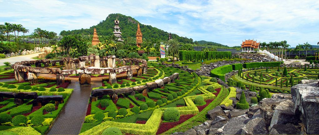 nong nooch tropical botanical garden pattaya thailand 1033