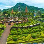 Visiting Nong Nooch Tropical Botanical Garden — One of the top tourist attractions of Thailand