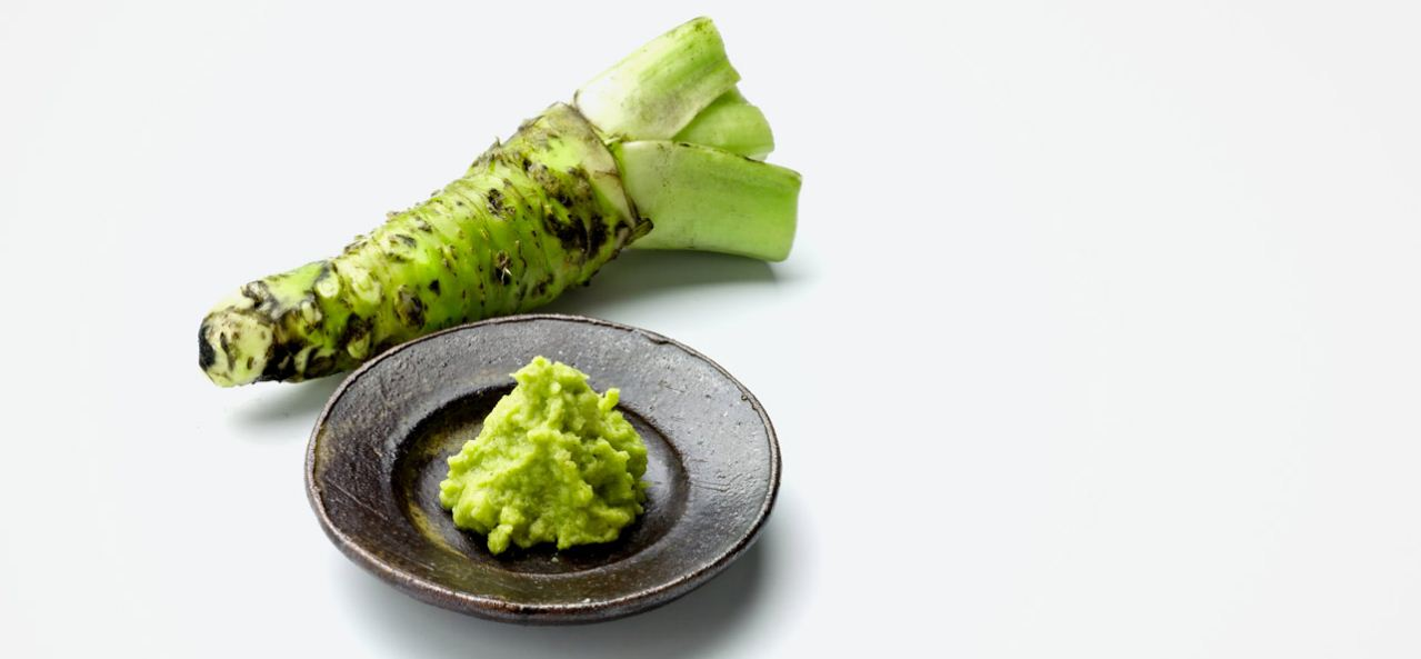wasabi is good for health