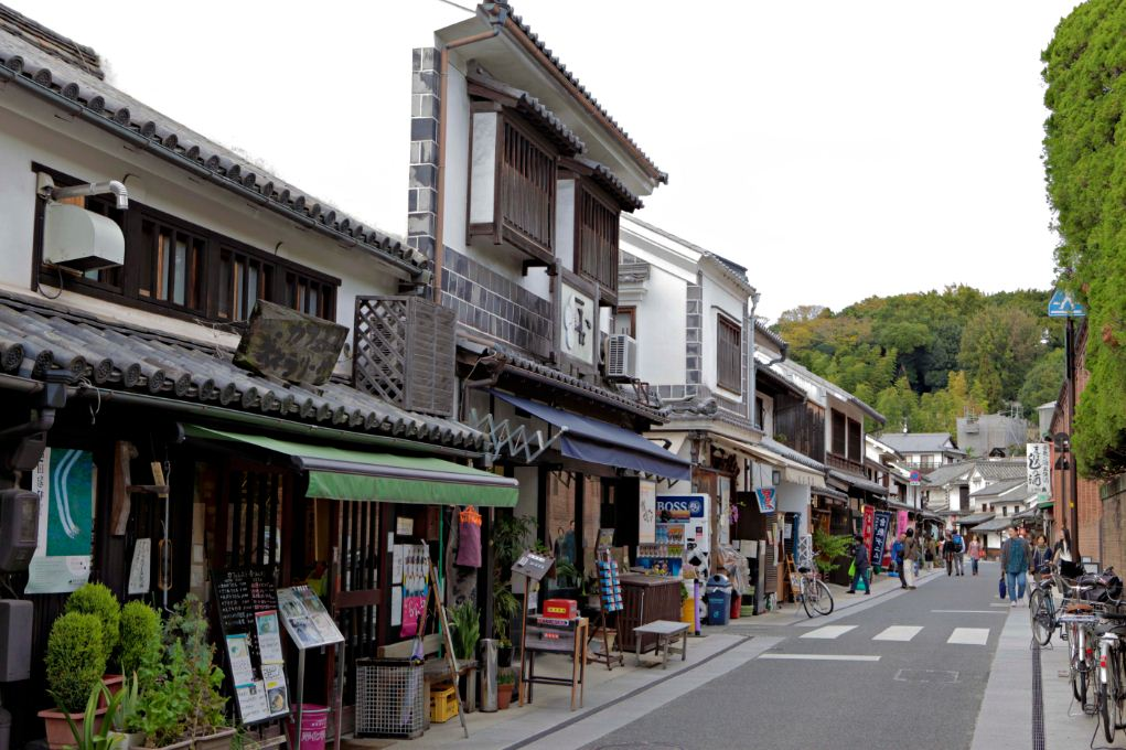 Kurashiki-shopping