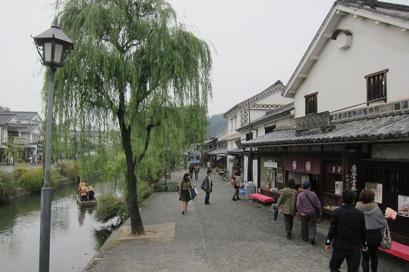 bikan Kurashiki-ancient town things to do travel guide what to do (11)