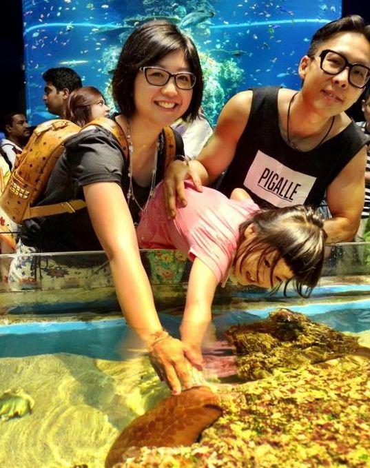 marine park life singapore